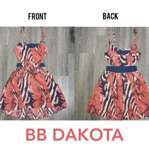 GORGEOUS BB DAKOTA PRINT DRESS sz S